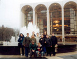 The Lincoln Center, NYC   Линкольнский центр, Нью-Йорк